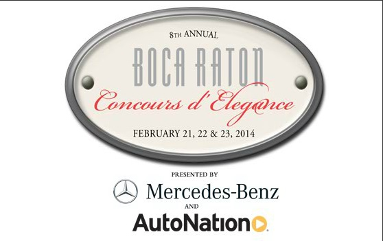 8th Annual Boca Raton Concours D' Elegance